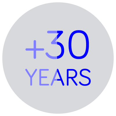 30 years icon diaradesign